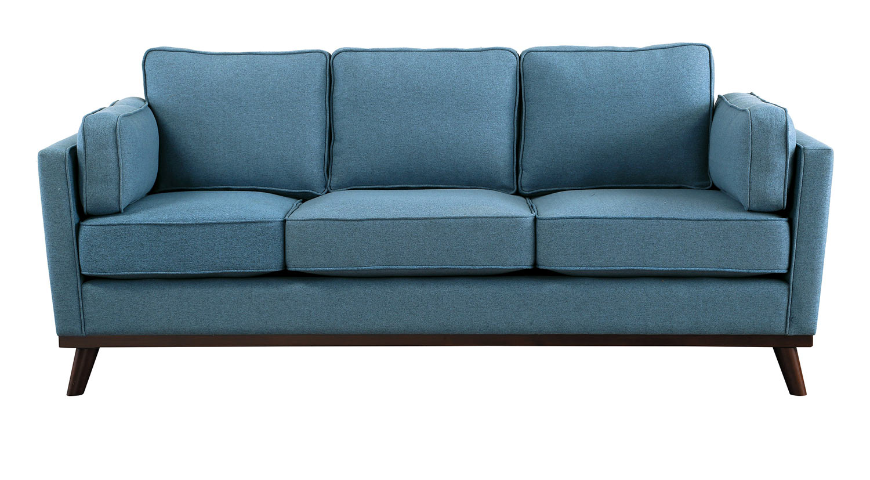 Homelegance Bedos Sofa - Blue