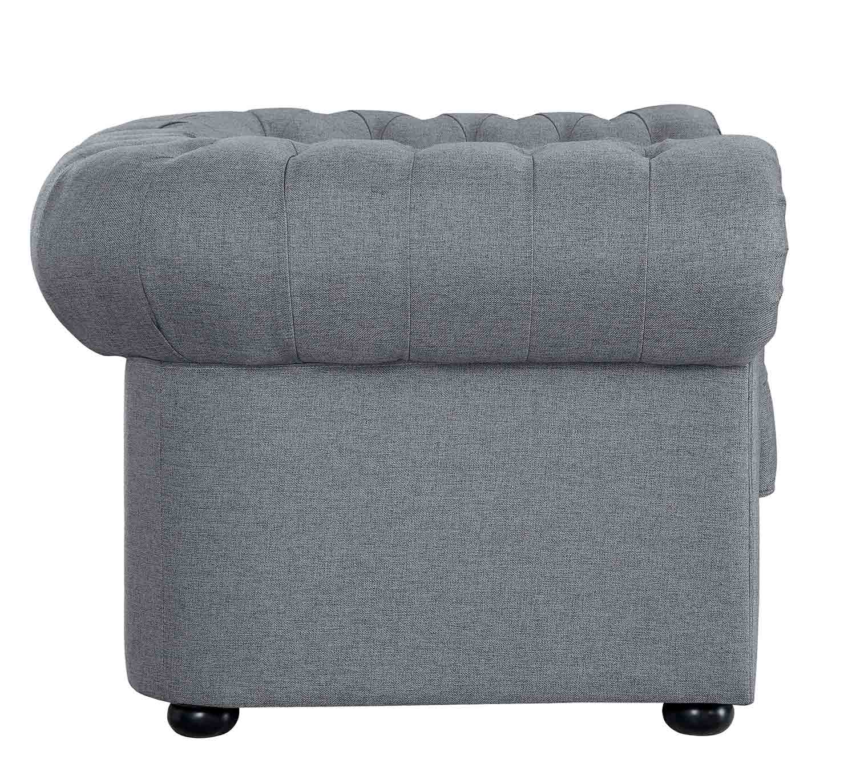 Homelegance Savonburg Chair - Gray