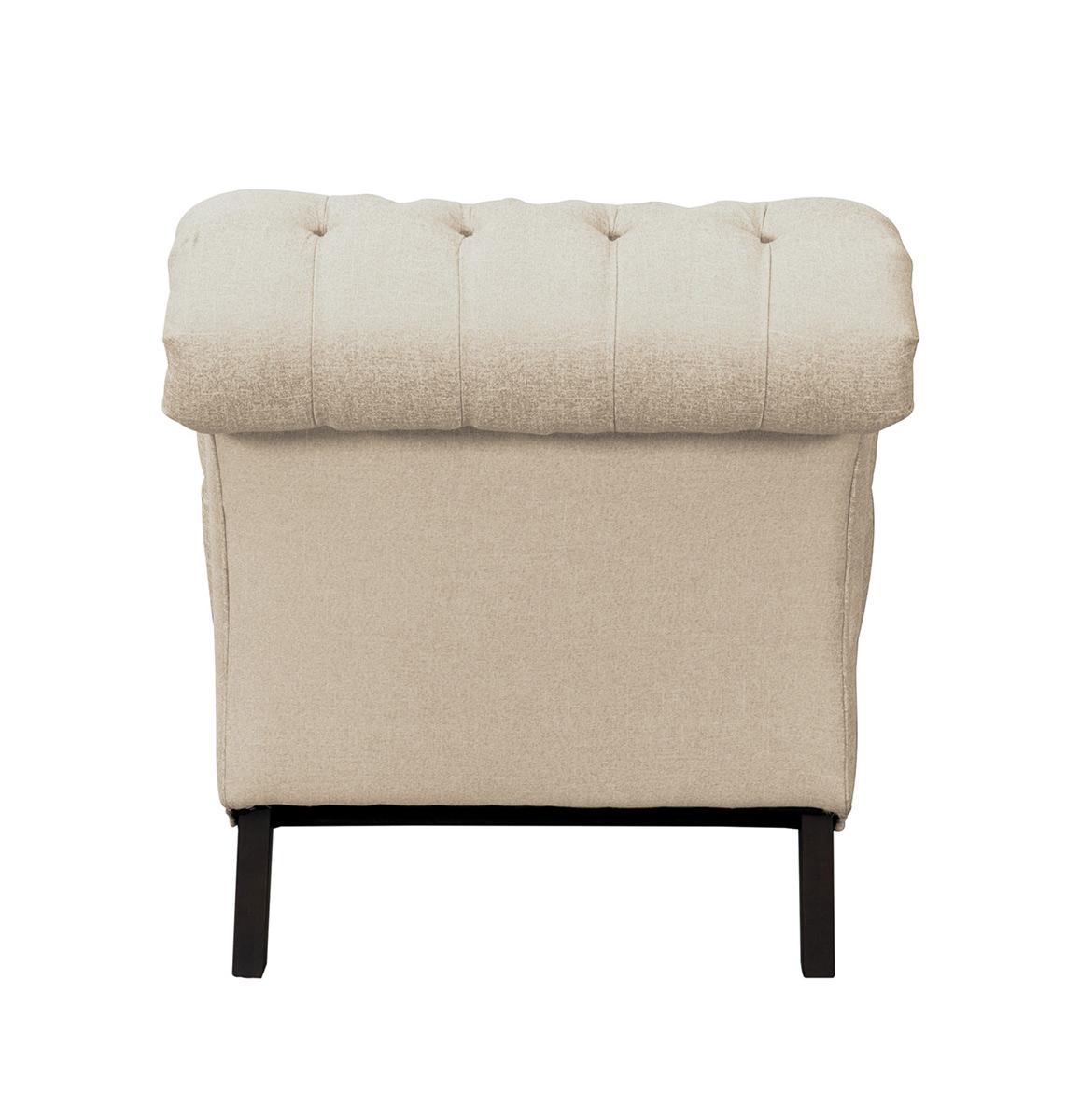 Homelegance Selles Chaise - Beige