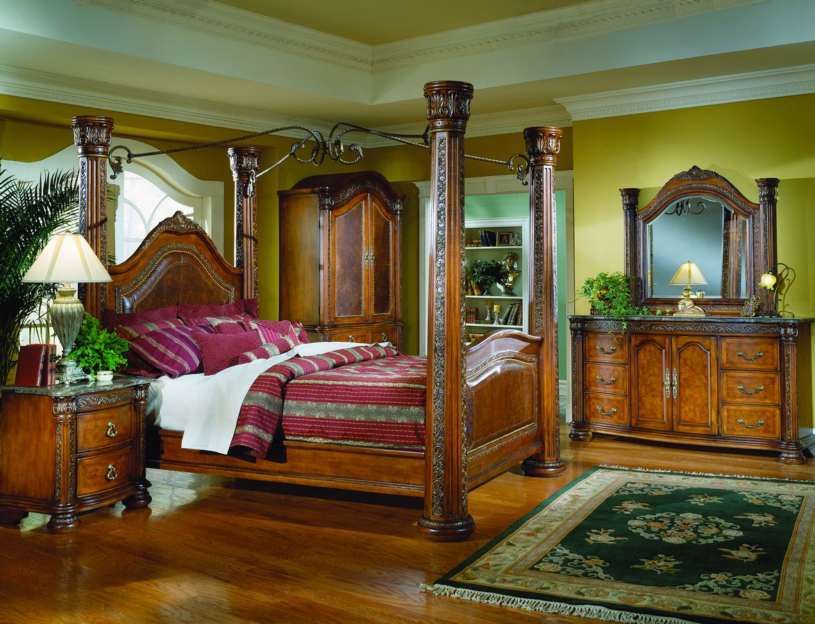 Vrooms spanish bedroom decoration for Spanish style bedroom