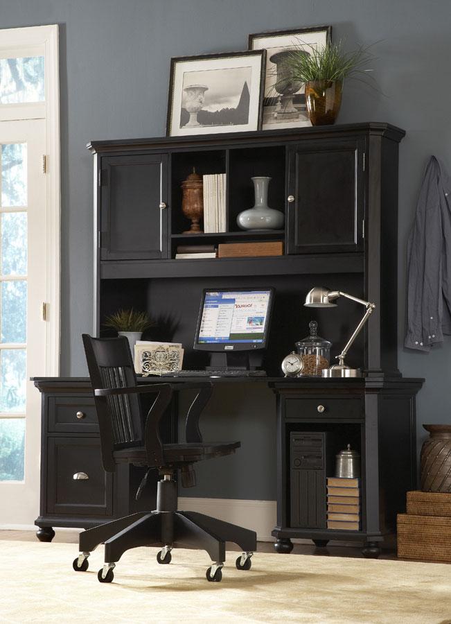 Homelegance Hanna Home Office Set - Black