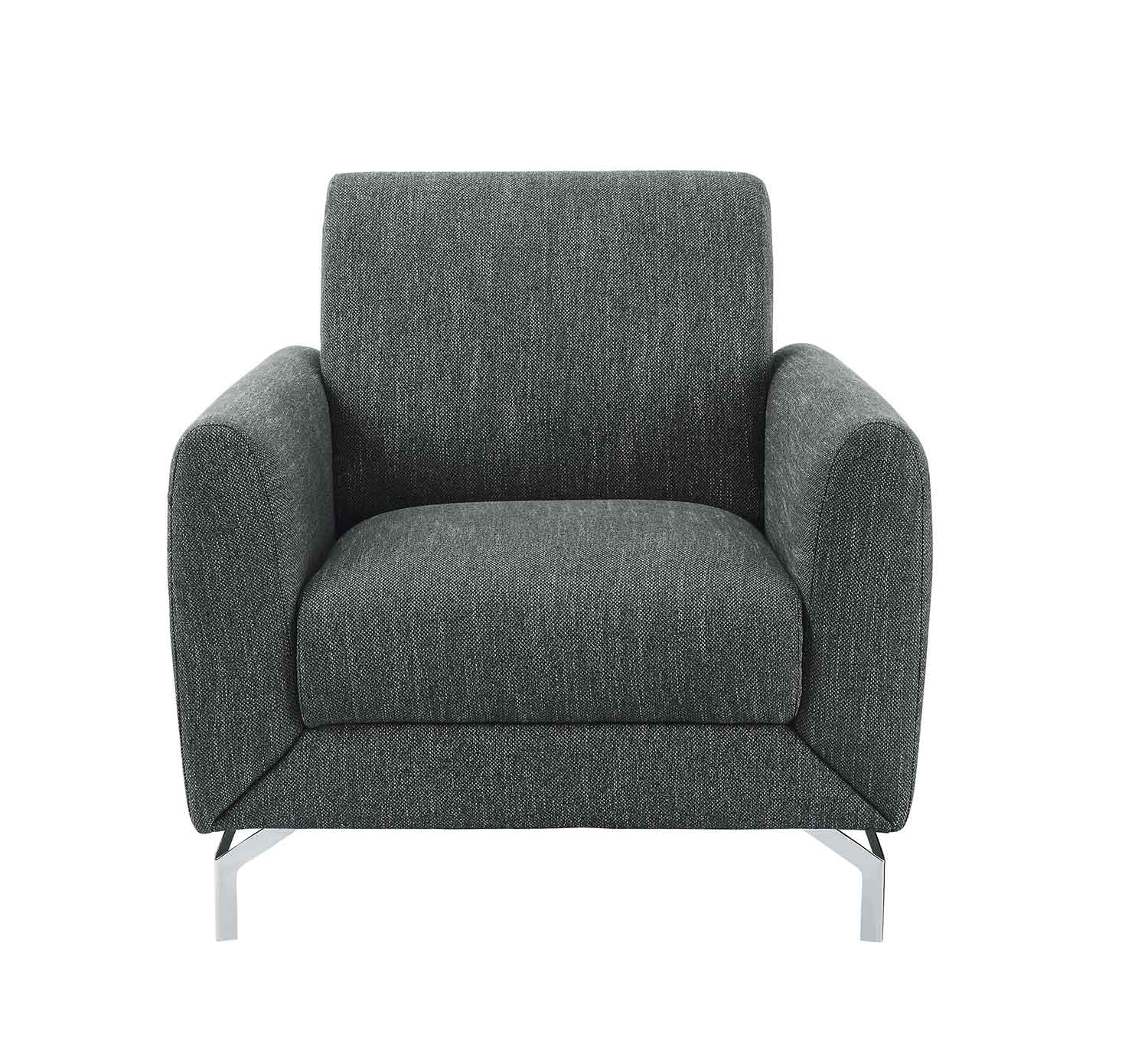 Homelegance Venture Chair - Dark gray