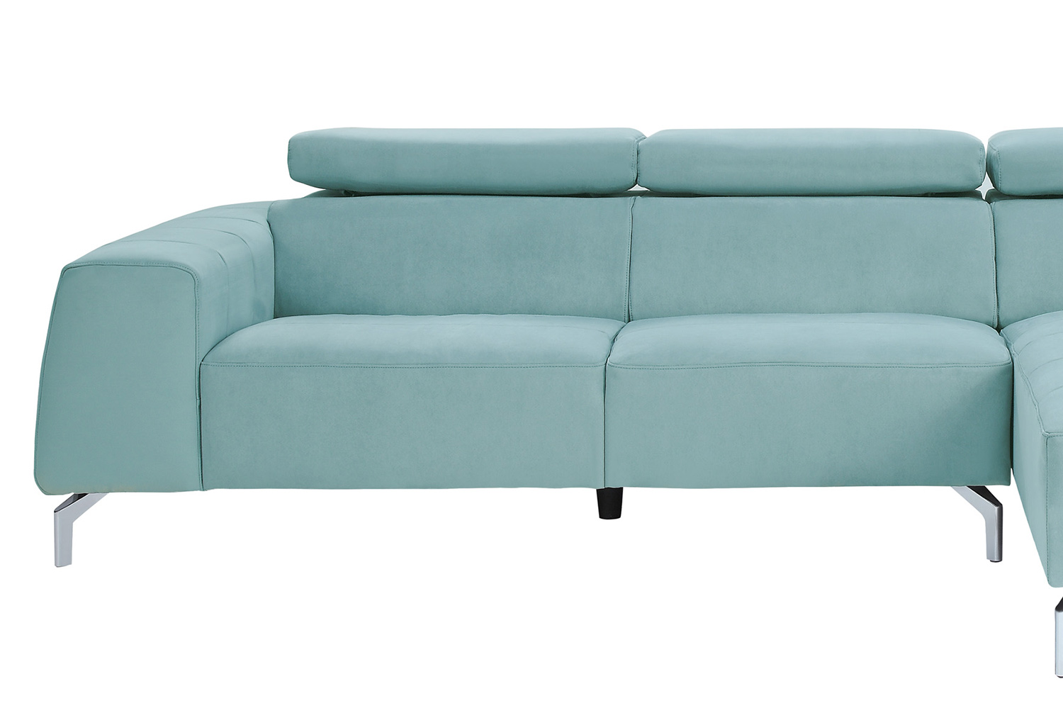 Homelegance Prose Left side 2-Seater - Teal