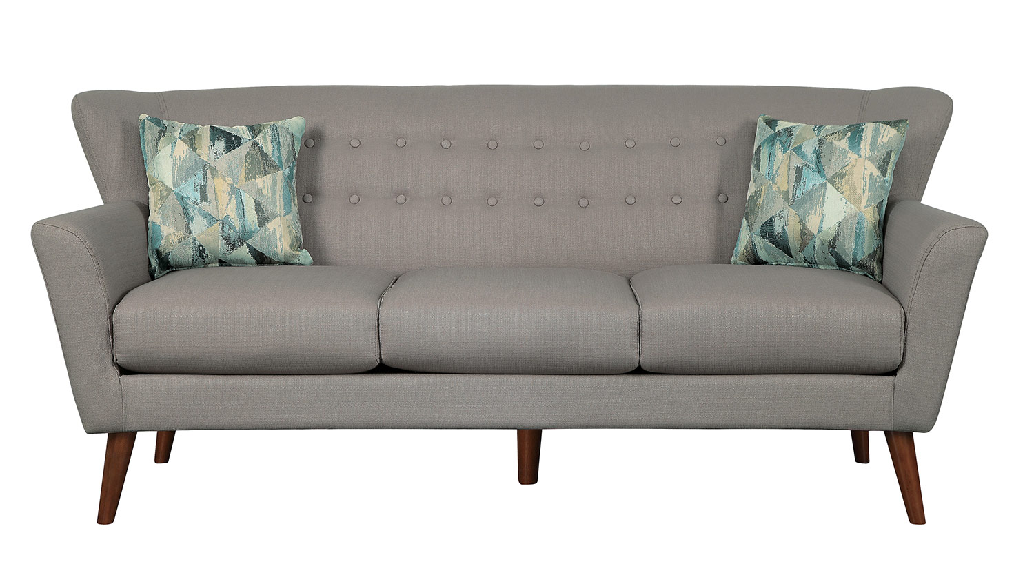 Homelegance Maja Sofa - Gray
