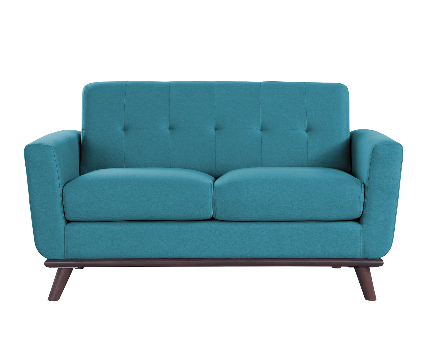 Homelegance Rittman Love Seat - Blue