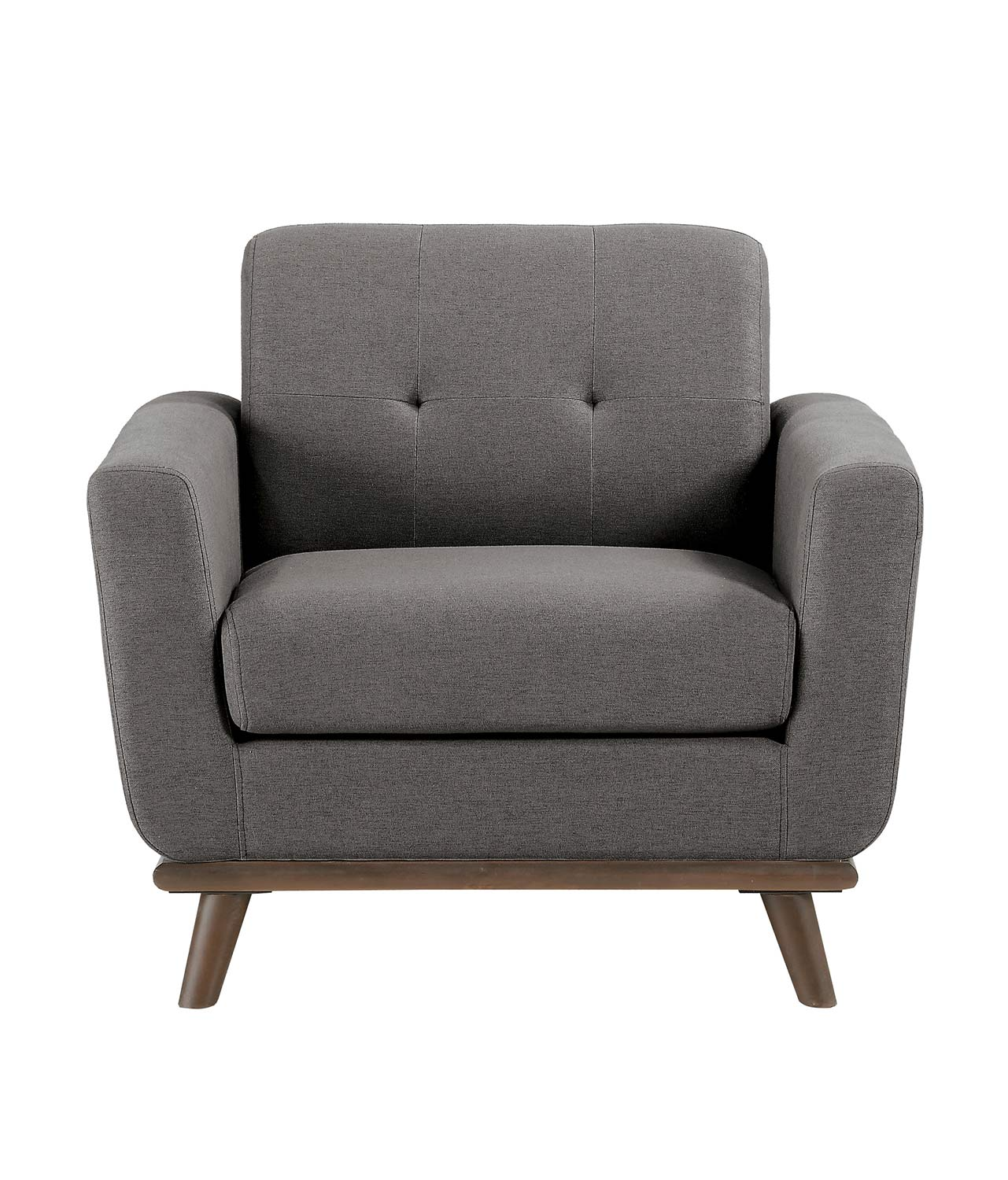 Homelegance Rittman Chair - Gray