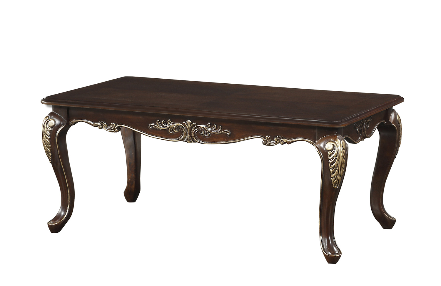 Homelegance Croydon Cocktail/Coffee Table - Rich Cherry