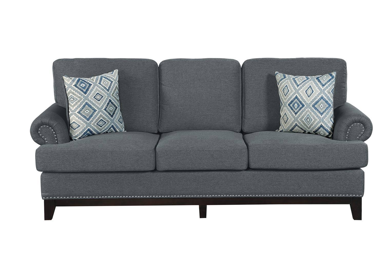 Homelegance Beacon Sofa - Gray