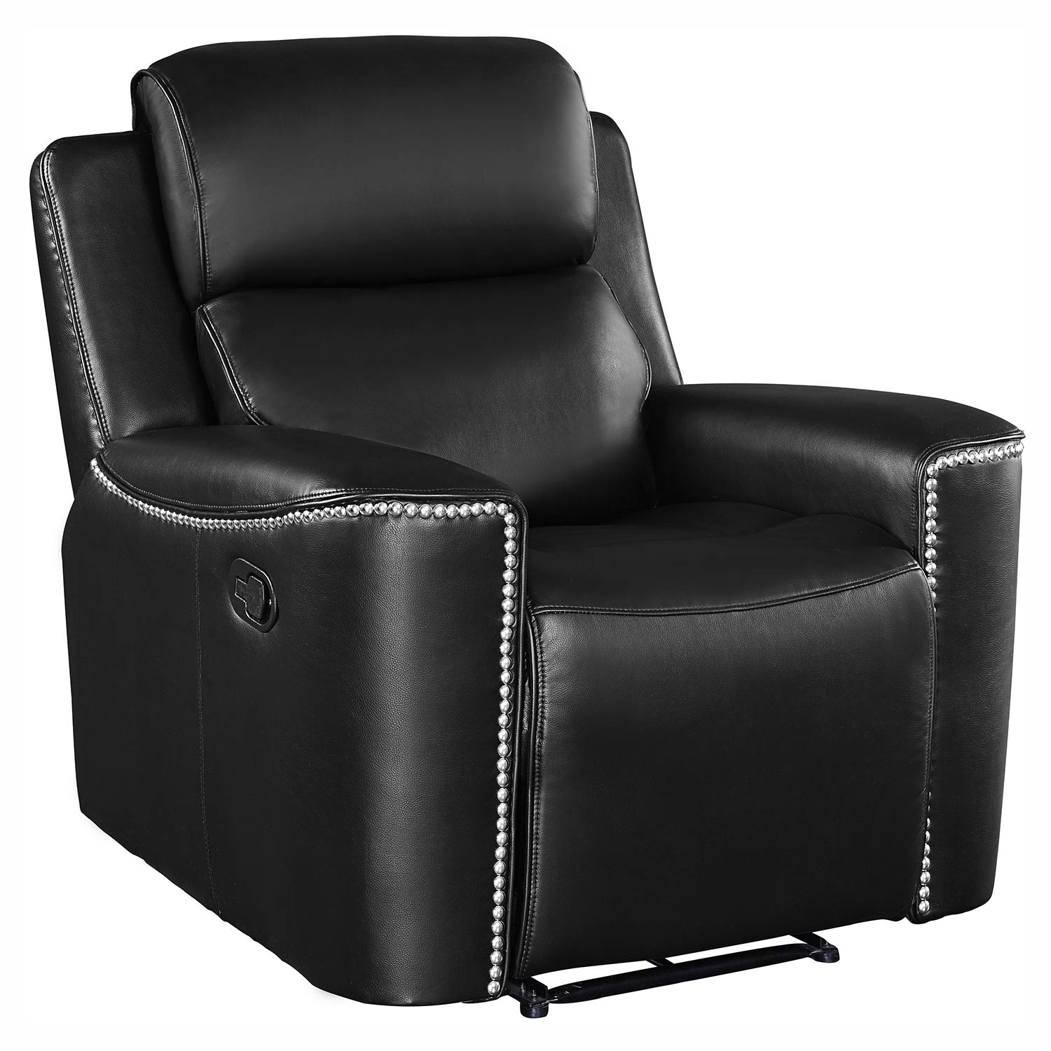 Homelegance Altair Reclining Chair - Black
