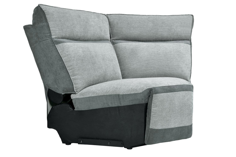 Homelegance Hedera Corner Seat - Gray