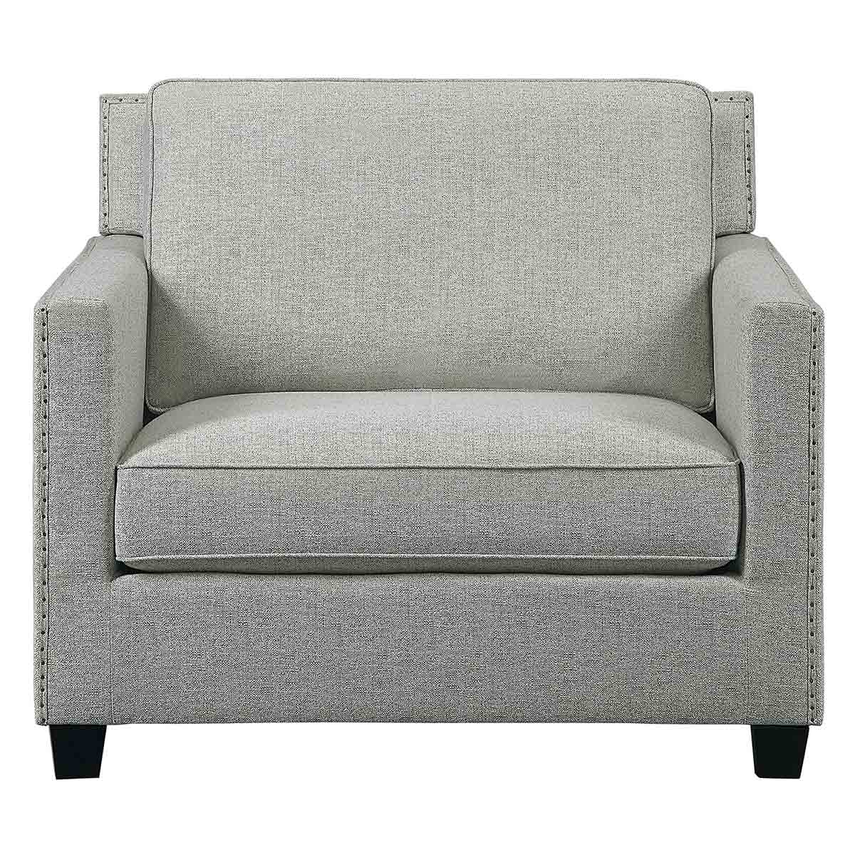 Homelegance Pickerington Chair - Light gray