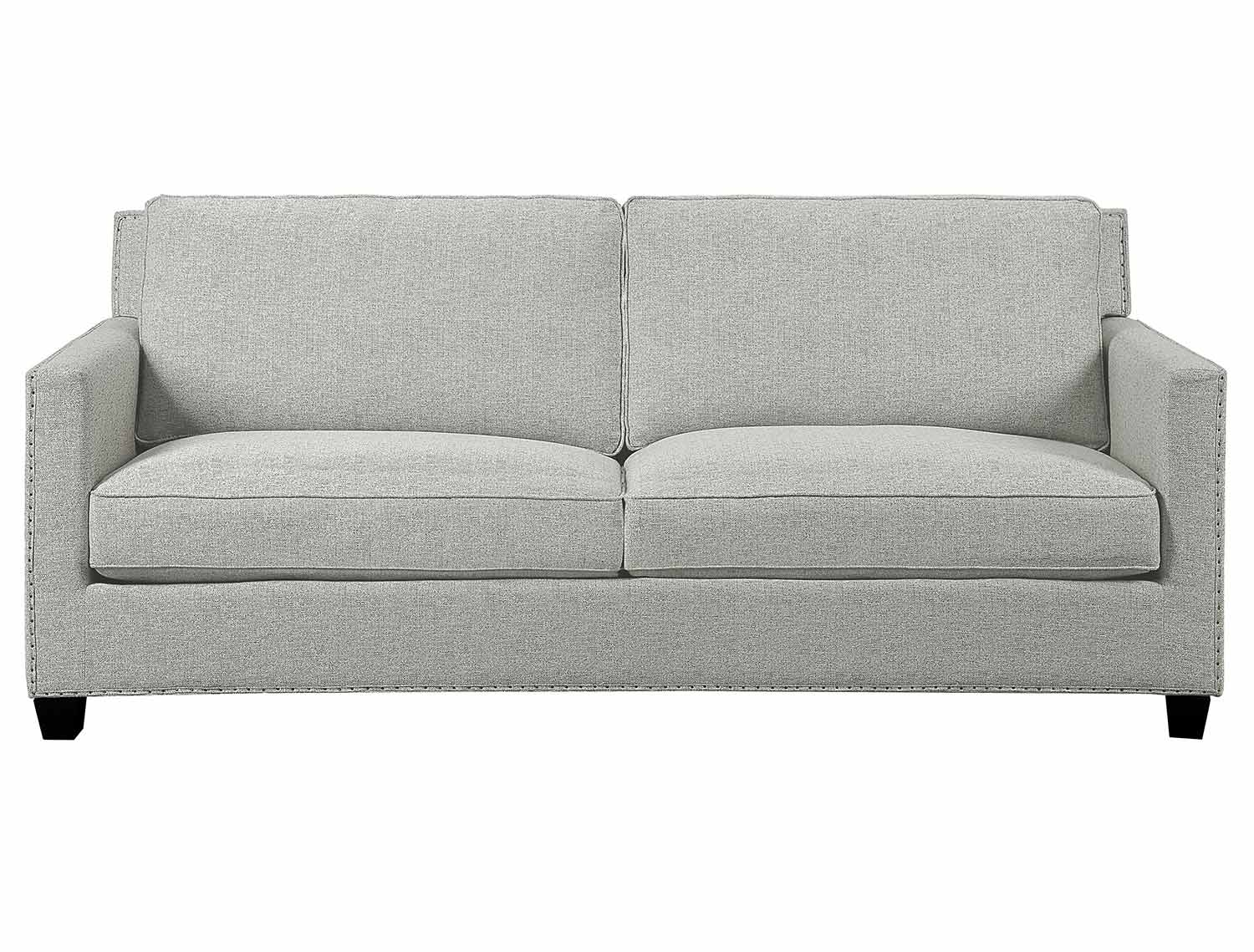 Homelegance Pickerington Sofa - Light gray