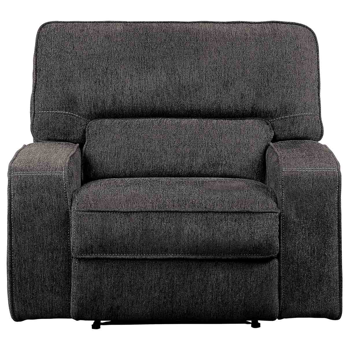 Homelegance Borneo Power Reclining Sofa Set - Chocolate