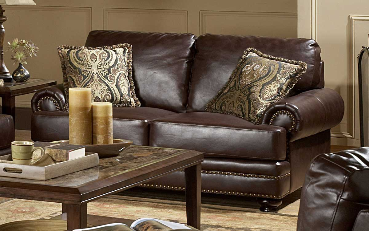 Homelegance Bentleys Love Seat