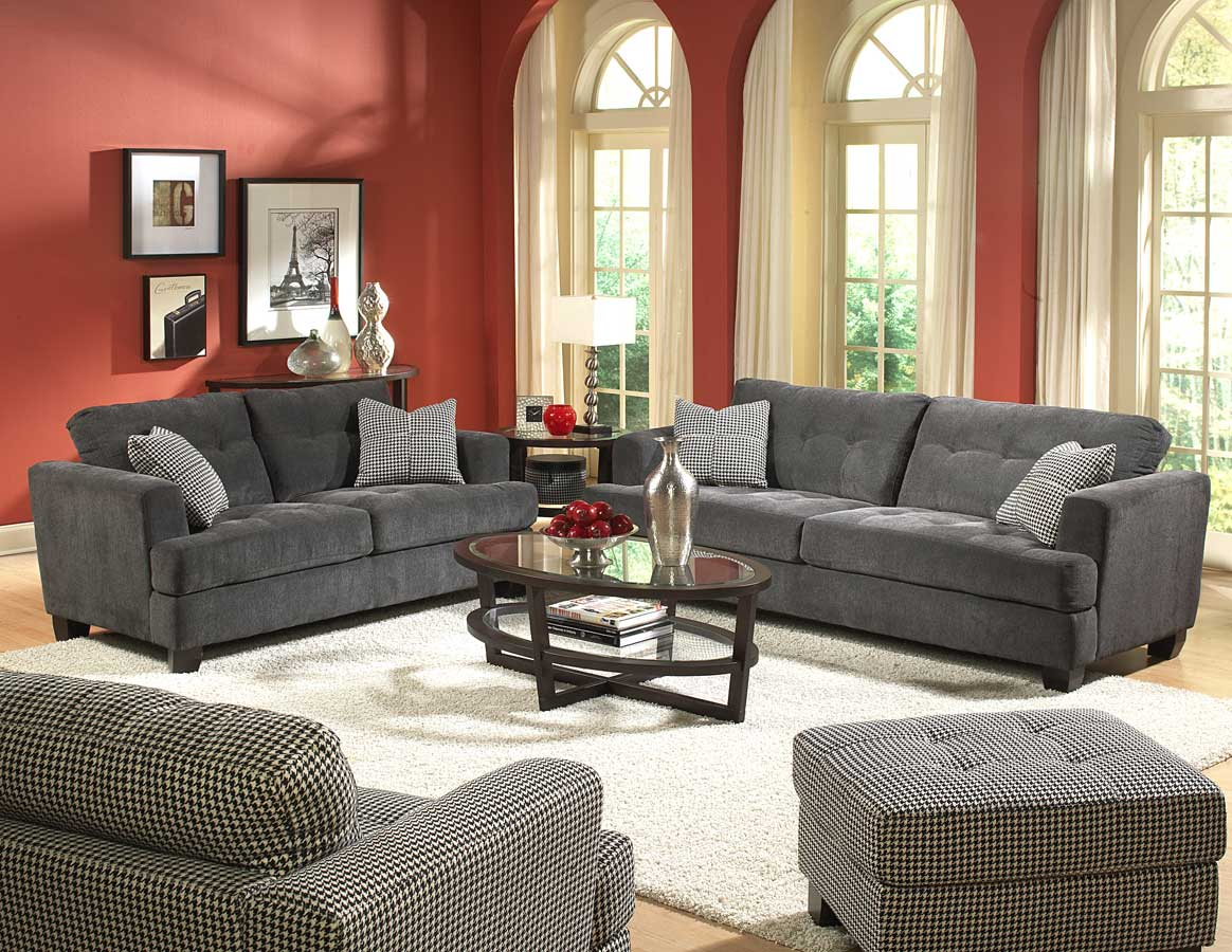 Homelegance Maya Sofa Collection U9856 Set