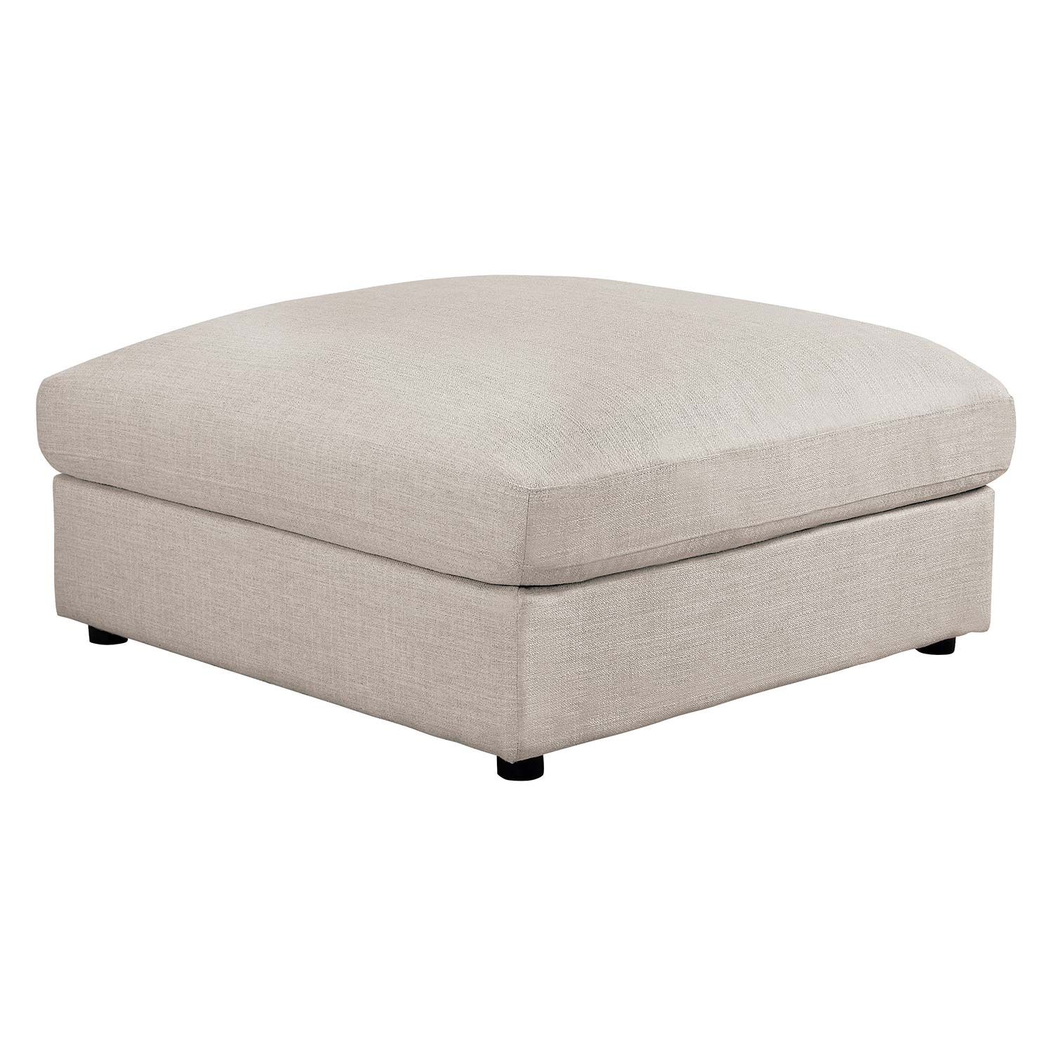 Homelegance Casoria Ottoman - Neutral