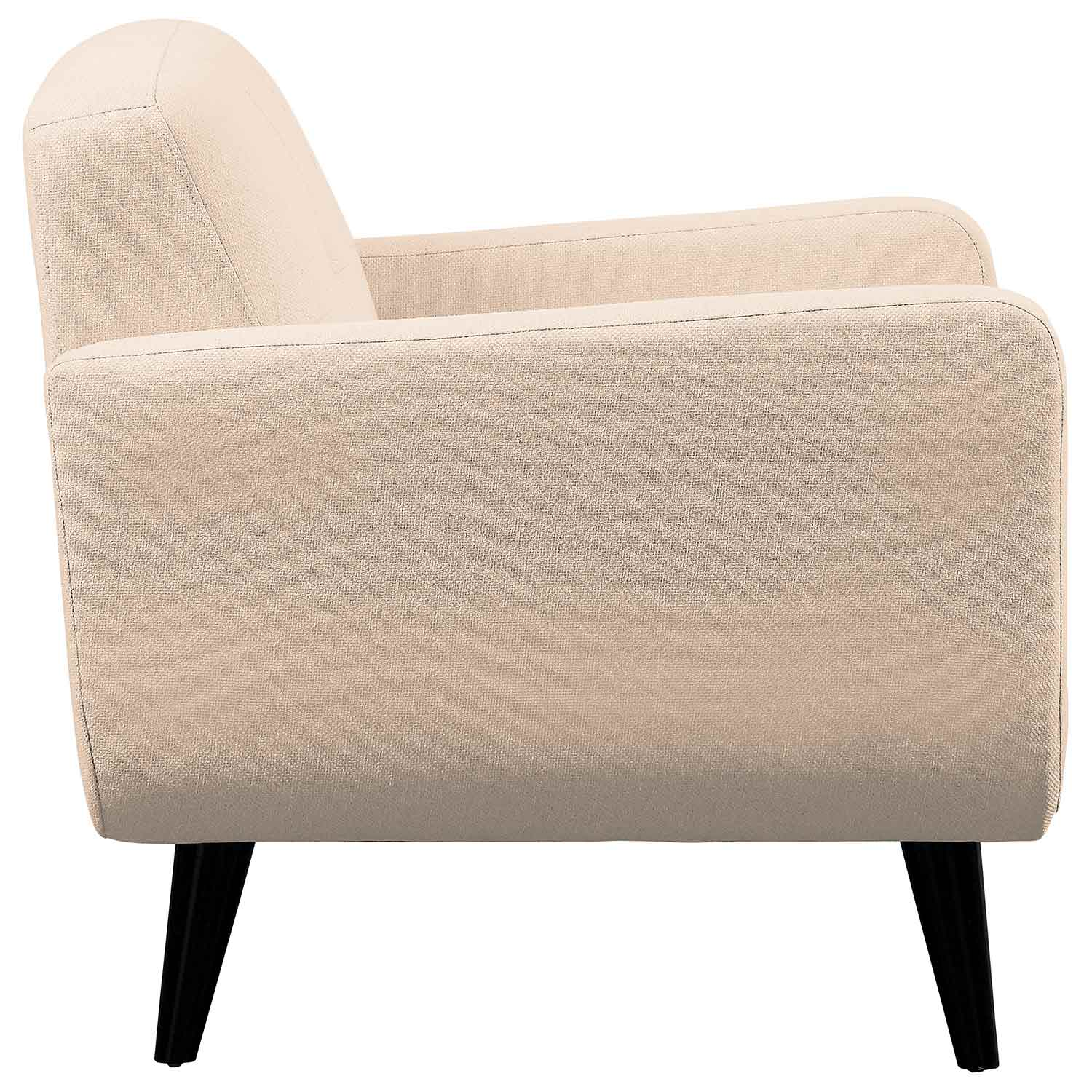 Homelegance Monroe Chair - Beige