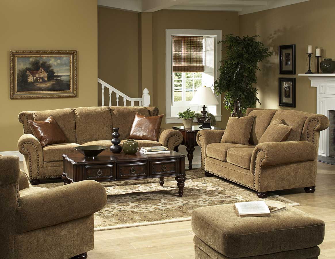 Homelegance Presley Sofa Collection