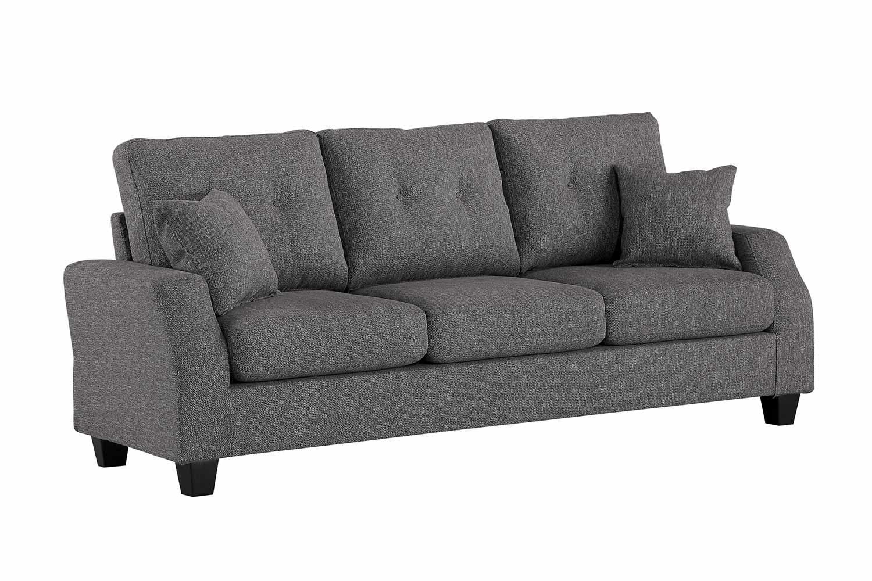 Homelegance Vossel Sofa - Gray