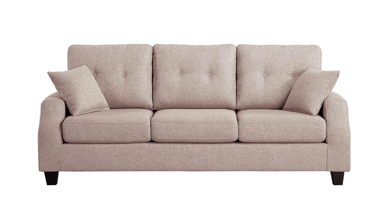 Homelegance Vossel Sofa - Sand