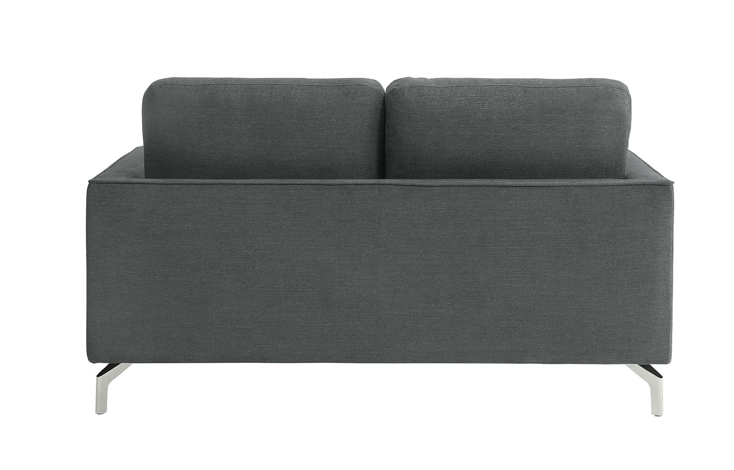Homelegance Canaan Love Seat - Gray