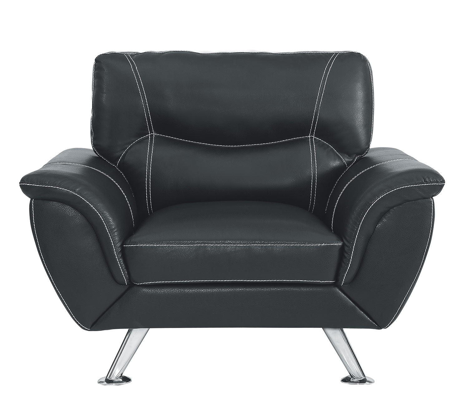 Homelegance Jambul Chair - Black
