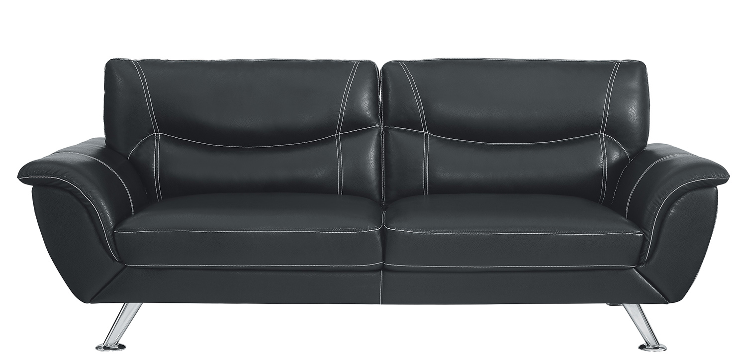 Homelegance Jambul Sofa - Black