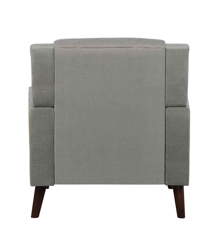 Homelegance Broadview Chair - Brown