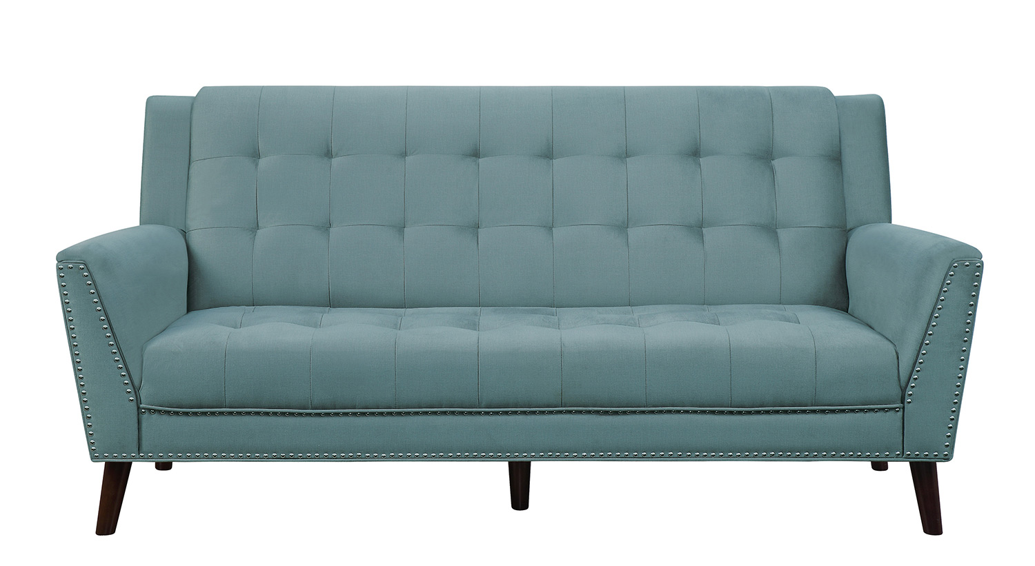 Homelegance Broadview Sofa - Fog gray