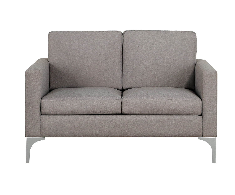 Homelegance Soho Love Seat - Brownish Gray