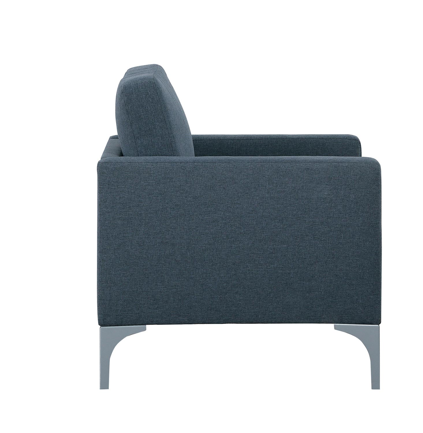 Homelegance Soho Chair - Dark Gray - Brownish Gray