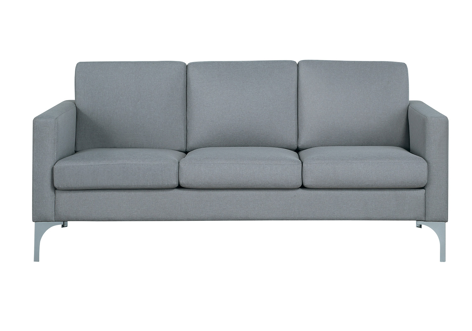 Homelegance Soho Sofa - Light Gray
