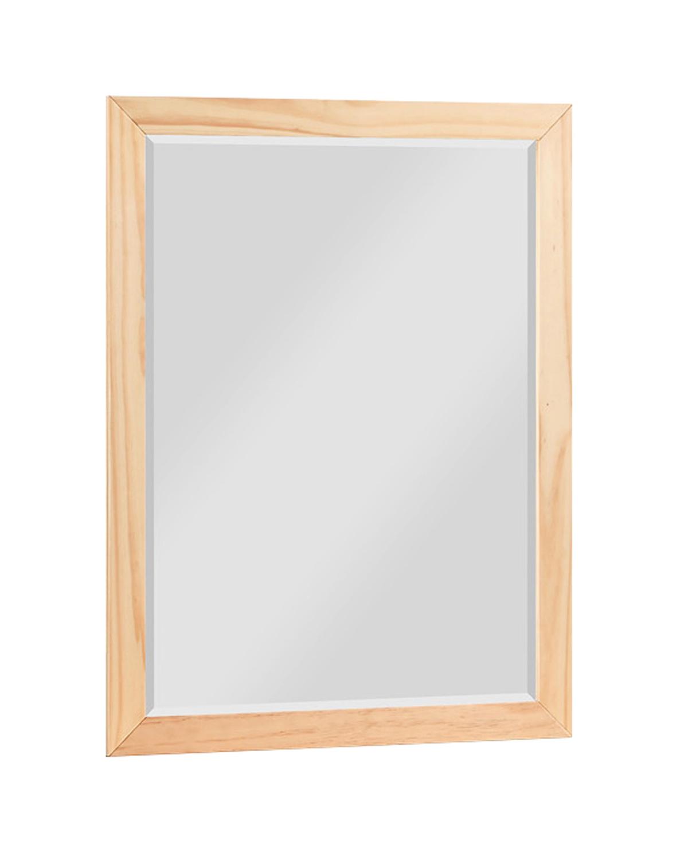 Homelegance Bartly Mirror - Natural Pine