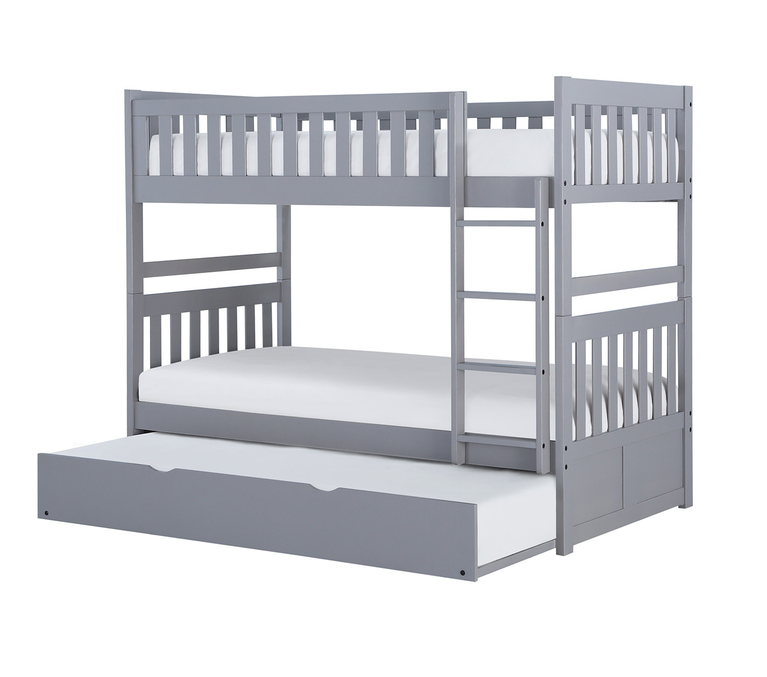 Homelegance Orion Twin Over Twin Bunk Bed