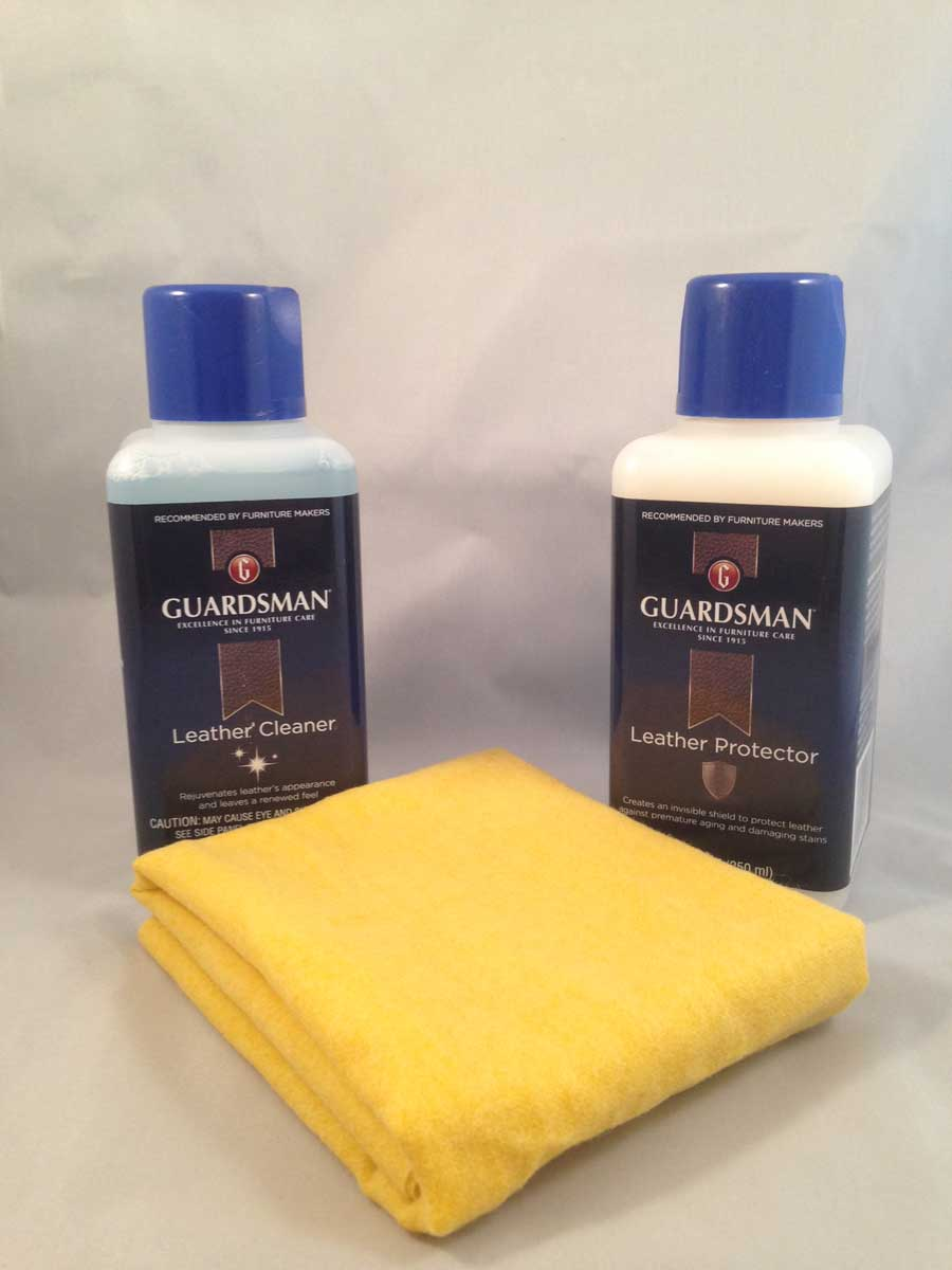 guardsman leather care kit - Leather Furniture Care Kit