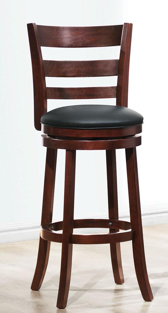 Homelegance Edmond Swivel Counter Height Chair