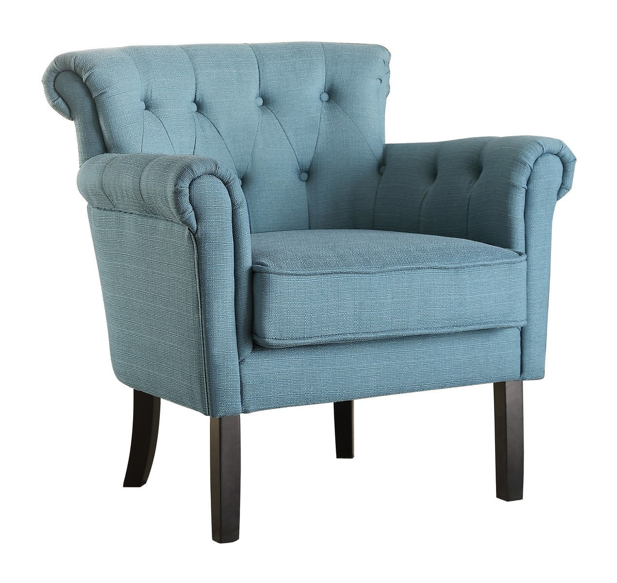 Homelegance Barlowe Accent Chair - Dark Teal