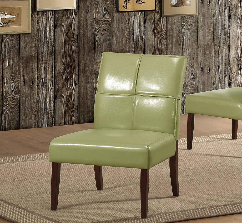 Homelegance Oriana Accent Chair - Green
