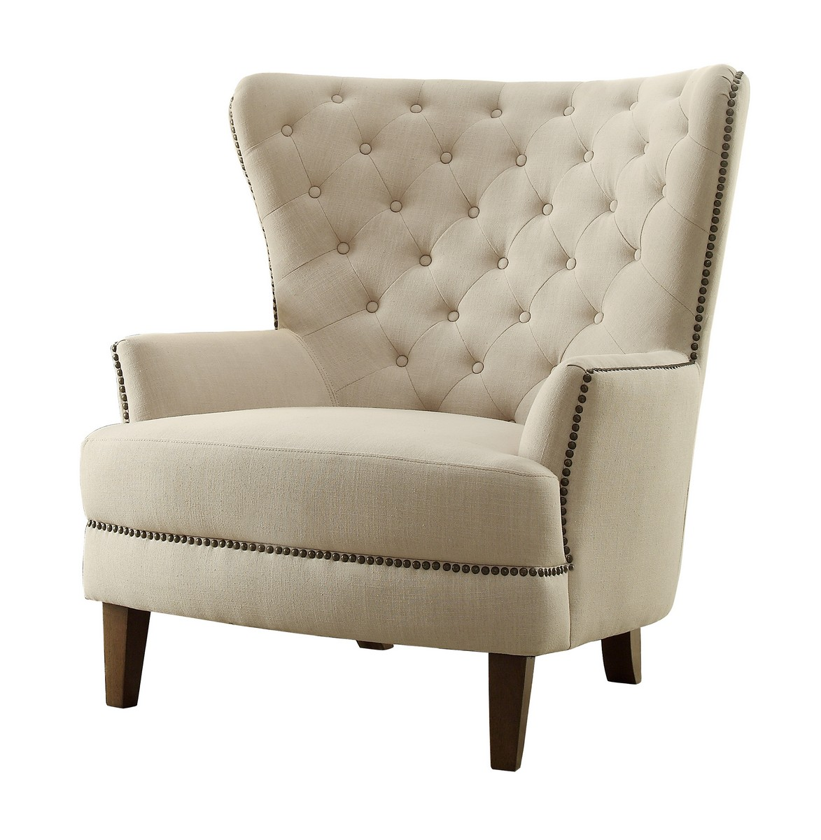 Linen accent chair chairs model for Jordan linen modern living room sofa