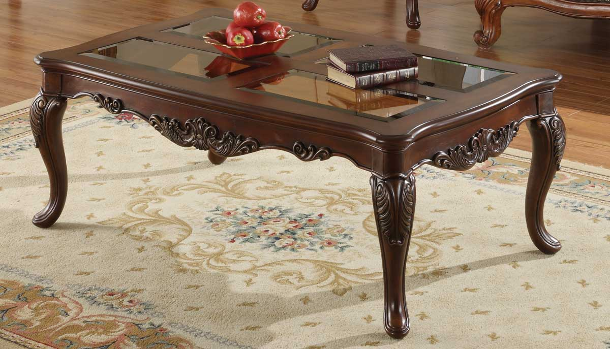 Homelegance Ella Martin Cocktail Table