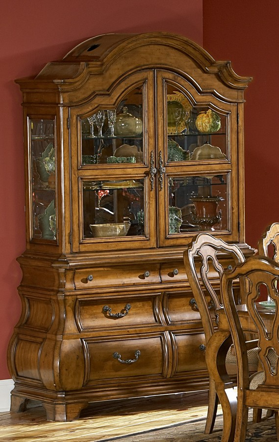 Homelegance Lexington China Cabinet