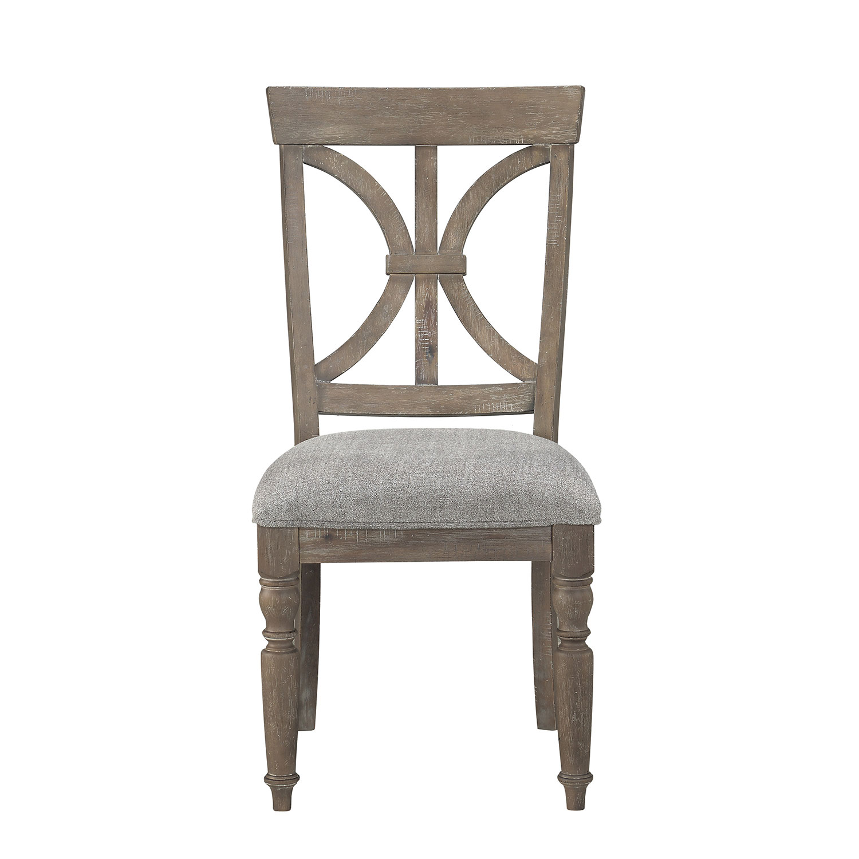 Homelegance Cardano Side Chair - Driftwood Light Brown