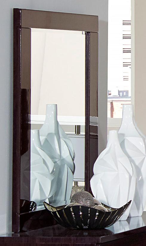 Homelegance Moritz Mirror - High Gloss