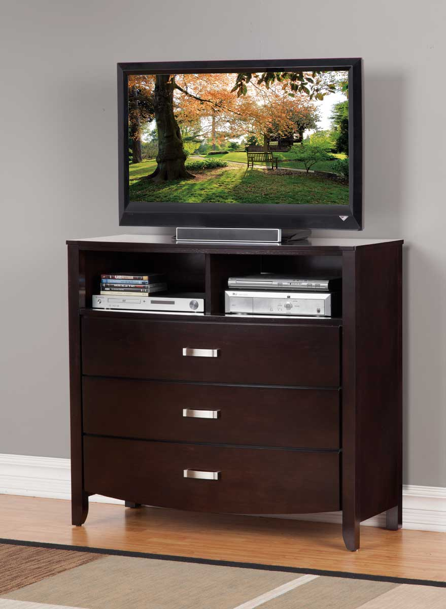 Homelegance Lyric TV Chest