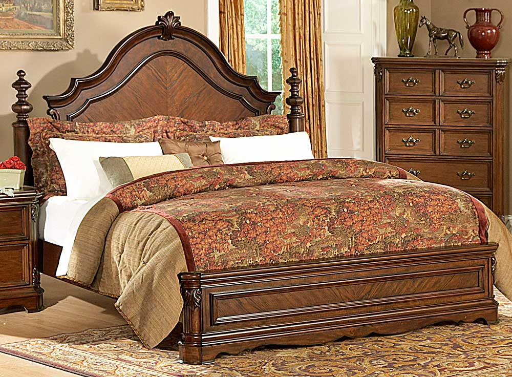 Montrose Bed Zoom. Homelegance Montrose Bedroom Set B1749