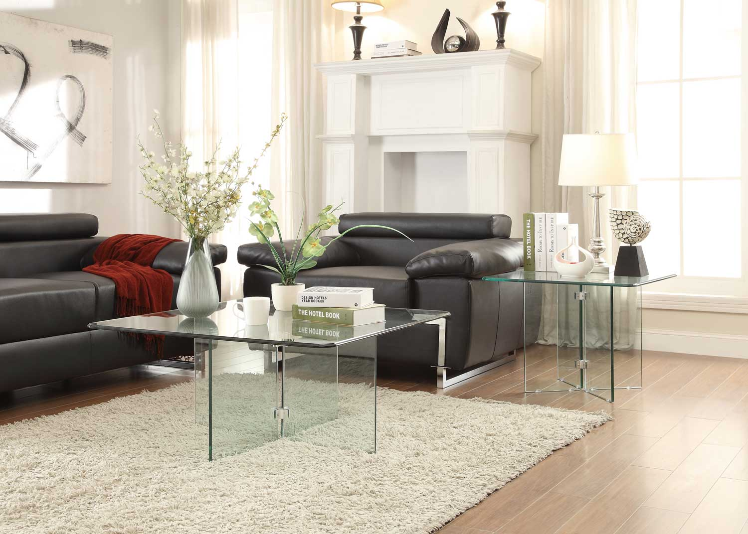 Homelegance Alouette Occasional Table Set