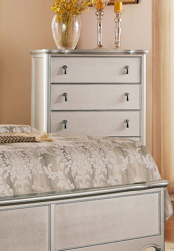Homelegance Toulouse Chest - Champagne