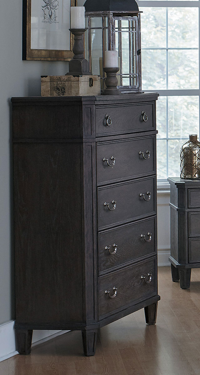 Homelegance Lindley Chest - Dusty Gray