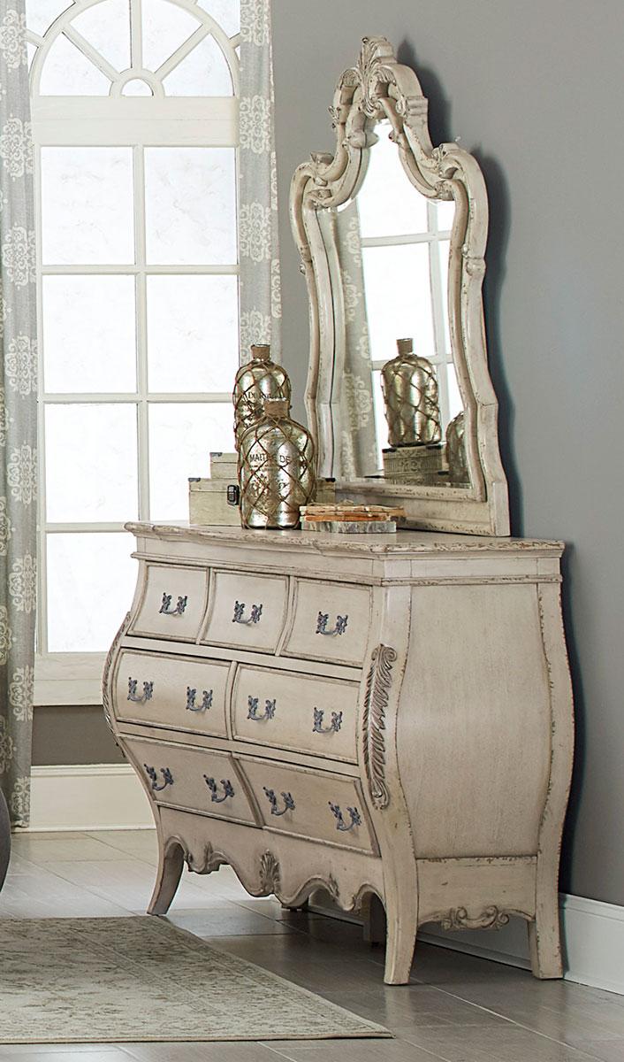Homelegance Elsmere Dresser - Antique Gray