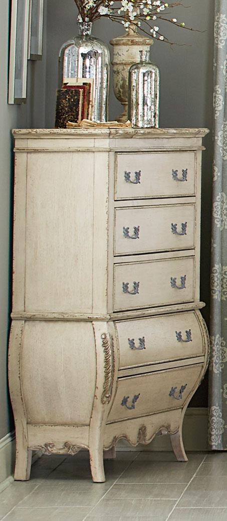 Homelegance Elsmere Chest - Antique Gray